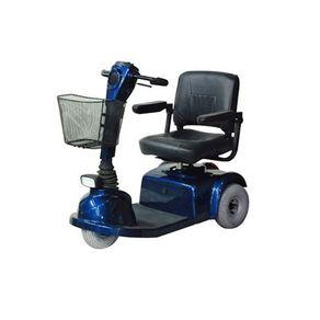 Scooter-Neat-3-Ortomix-Cor-Azul-posicionada-de-Frente