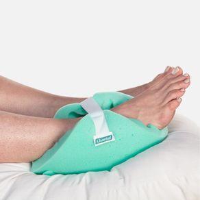 Exemplo-de-utilizacao-da-Forracao-Ortopedica-Para-Calcanhar-em-Espuma-C139U-Chantal-cor-verde