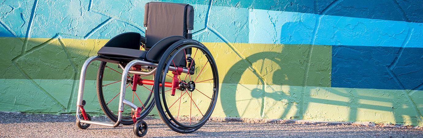 Cadeira de Rodas ZRA TiLite
