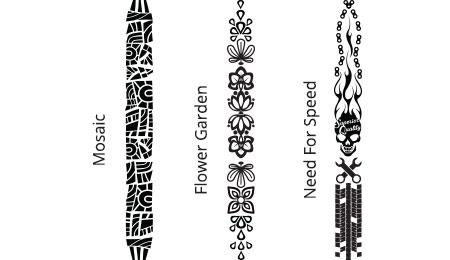 Tatuagem de Cadeira de Rodas ZRA TiLite