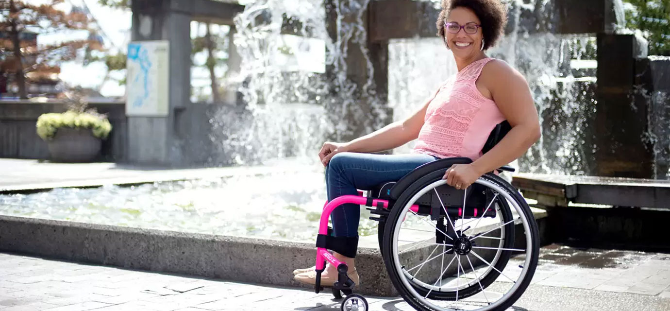 Cadeira de Rodas Personalizada TiLite Aero Z