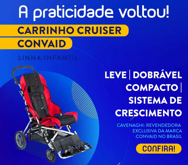 Convaid - Cruiser Stylo (M-06)